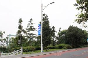国内首个大规模智慧路灯系统项目竣工 上海三思助力智慧城市建设