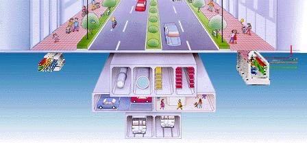 """""""新基建""""视角下的城市综合管廊运营与服务"""