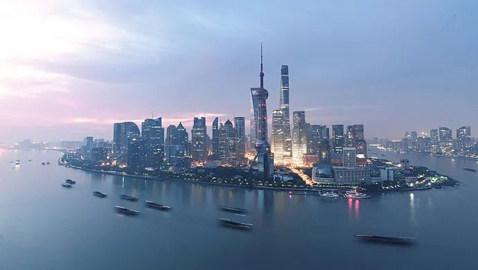 """十年一剑,上海智慧城市建设的""""十年十事"""""""